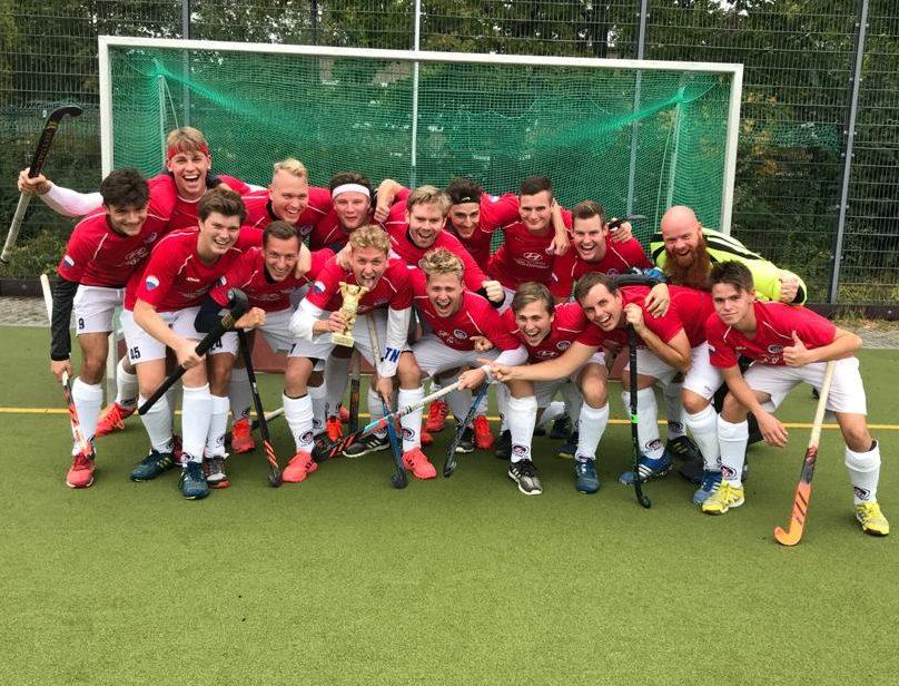 Herren holen den Berlin-Pokal 2020