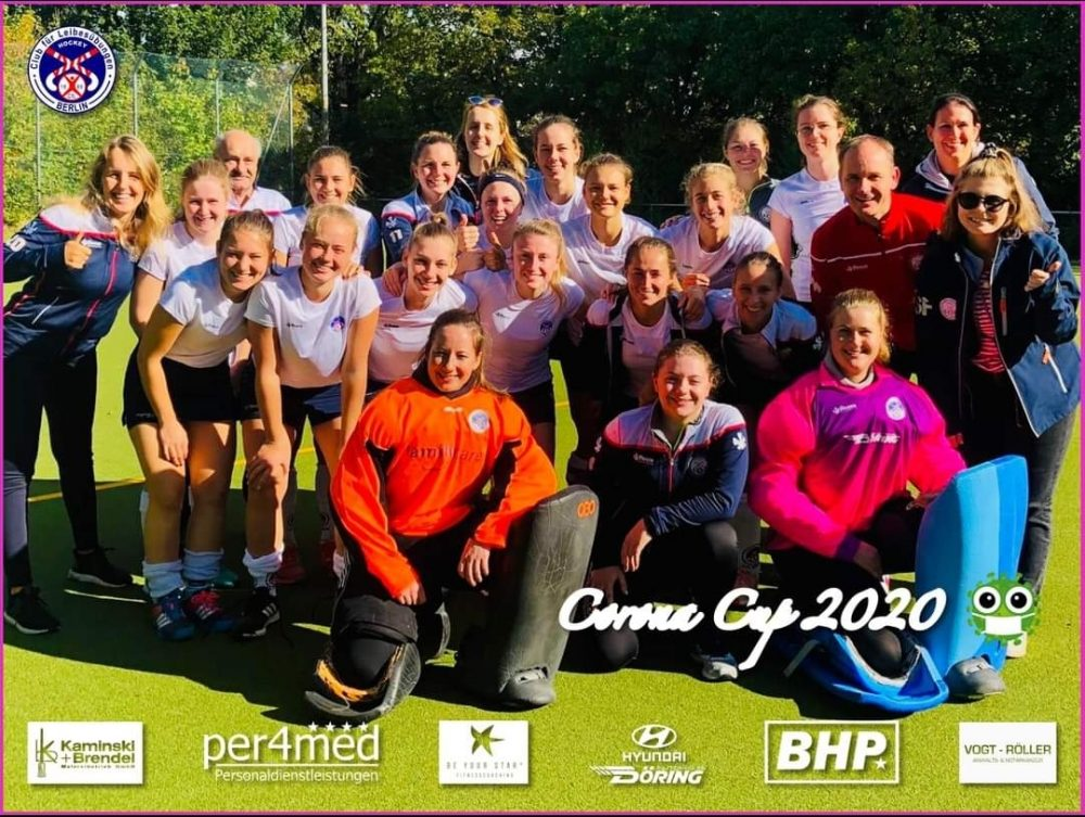 Vizemeister im Berlin-Cup 2020