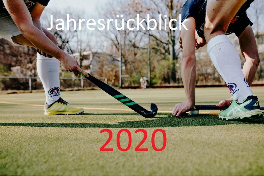 Kleiner Jahresrückblick 2020