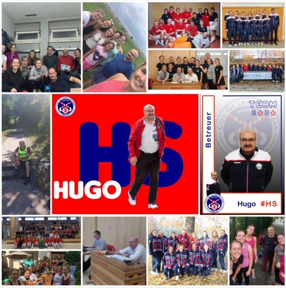 Hugo feiert sein 20.Jubiläum